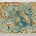 Architectural ceramics - depicting fish (from the Bigot-pavilion)