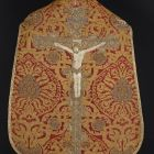 Chasuble - with the figure of Christ crucified