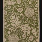 Printed fabric (furnishing fabric) - Cherwell pattern