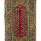 Prayer (niche) rug - Kendirli-Kula rug