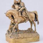 Statuette - Departing Cossack