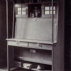 Photograph - writing cabinet
