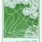 Advertisement card - L. & C. Hardtmuth, Vienna