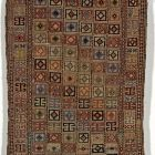 Carpet - so called Verneh rug