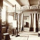 Exhibition photograph - studio, Maecenas' Exhibition 1905