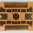Comb - with liturgical function