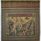 Tapestry - so called Medici tapestry - Playing putti II (putti with yokes)