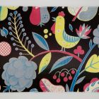 Printed fabric (furnishing fabric) - Sunflower