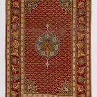 Carpet - with cintamani or ball pattern