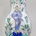 Jug - depicting the Virgin Immaculate