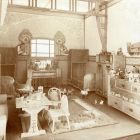 Exhibition photograph - children's room, Milan Universal Exposition 1906