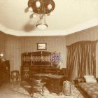 Exhibition photograph - drawing room, Christmas Exhibition of The Association of Applied Arts 1900