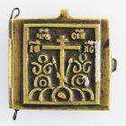 Zarándok-ikon - diptichon