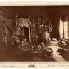 Interior photograph - so called Turk room in the Emmer Palace, Buda