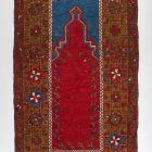 Prayer (niche) rug - Mucur Prayer Rug