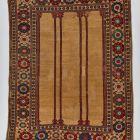 Prayer (niche) rug - with coupled columns