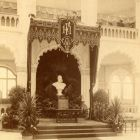 Interior photograph - exhibition hall on the day of the capston ceremony, Museum of Applied Arts