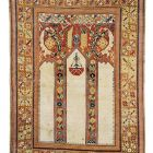 Prayer (niche) rug - with three niches