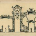 Design sheet - design for gate and fence railing