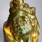 Statuette (figure) - Genius