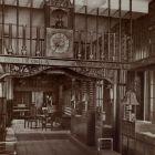Interior photograph - interior design of the Rózsavölgyi Music Store