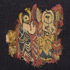Fabric fragment - Annunciation