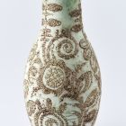 Vase - Decorated with Upper Hungarian embroidery pattern