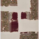 Fragment of a prayer rug