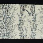 Printed fabric (furnishing fabric) - Gladiola