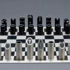 Chess set - Caliber