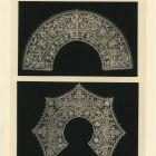 Design sheet - lace collars