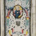 Devotional image (Spitzenbild)