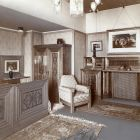 Exhibition photograph - bedroom, Exhibition of Interior Design 1911