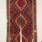 Szövött szőnyeg-pár (kilim)