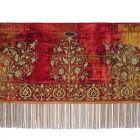 Ceremonial saddle blanket - cafrag