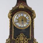 Boulle-stílusú elektromos óra