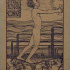 Ex-libris (bookplate) - Henrik Sipos