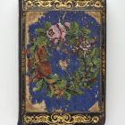Könyv debreceni gyöngyhímzéses kötésben