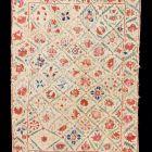 Hímzett szőnyeg