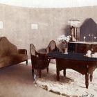 Exhibition photograph - dining room, Maecenas' Exhibition 1905