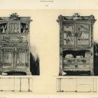 Design sheet - design for cupboards