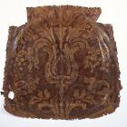 Leather panel (fragment)