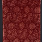 """Upholstery fabric - with """"The Sicilian"""" and """"Bird and Boat"""" patterns"""