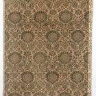 Printed fabric (furnishing fabric) - with Warwick pattern