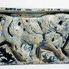 Architectural ceramics - frieze element depicting a bull (from the Bigot-pavilion)
