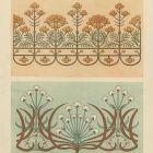 Design sheet - design for tape ornament