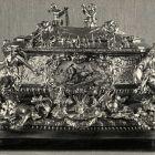 Jewelry casket