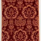 Printed fabric (furnishing fabric) - Gothic pattern