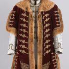 Men's gala dress - worn by Ubul Kállay, Lord Lieutenant of Csík County