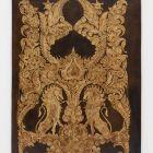 Ornamental album - granted to Count István Bethlen by Zalaegerszeg
